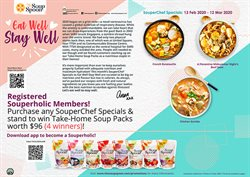 The Soup Spoon catalogue ( Expired )