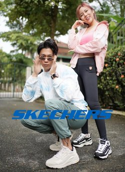 Skechers offers in the Skechers catalogue ( 11 days left)