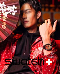 Swatch catalogue ( Expired )