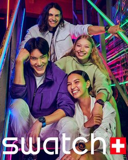 Swatch offers in the Swatch catalogue ( 17 days left)