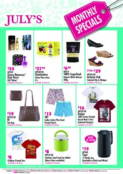 Department Stores offers in the BHG catalogue in Singapore