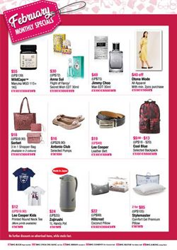 BHG catalogue in Singapore ( 6 days left )