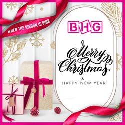 BHG catalogue ( Expired )