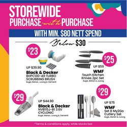 Department Stores offers in the BHG catalogue ( 18 days left )