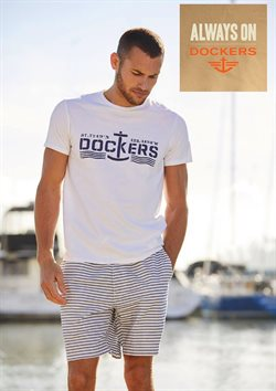 Offers from Dockers in the Singapore leaflet