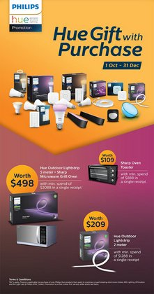 Philips Lighting offers in the Philips Lighting catalogue ( More than a month)