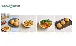 Offers from Tim Ho Wan in the Singapore leaflet