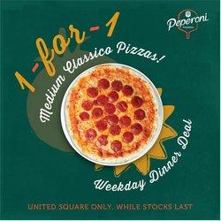 Peperoni Pizzeria catalogue ( More than a month )