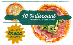 Peperoni Pizzeria coupon ( More than a month )