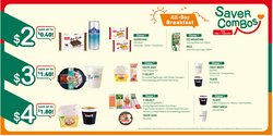 Supermarkets offers in the 7 Eleven catalogue in Singapore ( 18 days left )