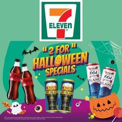 7 Eleven offers in the 7 Eleven catalogue ( 4 days left)
