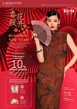 Isetan catalogue ( Expires tomorrow )