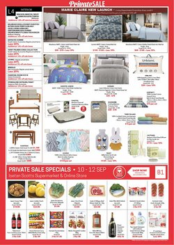 Canon offers in the Isetan catalogue ( 3 days left)