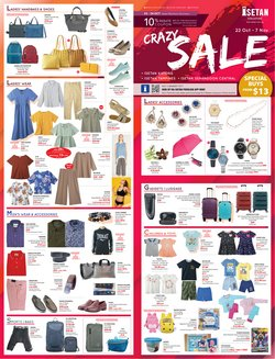 Department Stores offers in the Isetan catalogue ( 10 days left)