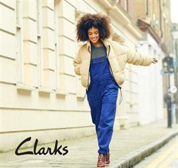 Offers from Clarks in the Singapore leaflet