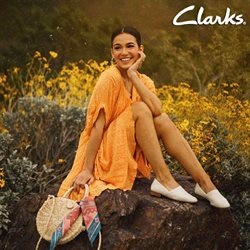 Clarks catalogue in Singapore ( More than a month )