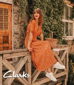 Clarks catalogue ( More than a month )