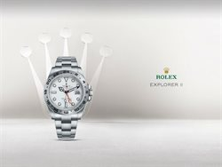 Offers from Rolex in the Singapore leaflet
