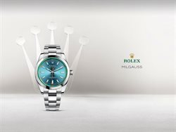 Jewellery & Watches offers in the Rolex catalogue in Singapore
