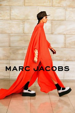 Marc Jacobs offers in the Marc Jacobs catalogue ( More than a month)