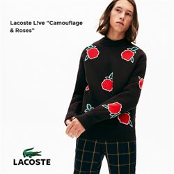 Offers from Lacoste in the Singapore leaflet