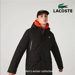 Lacoste catalogue ( 7 days left )