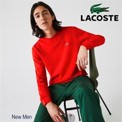 Lacoste catalogue in Singapore ( Expired )