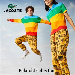 Jewellery & Watches offers in the Lacoste catalogue ( More than a month )