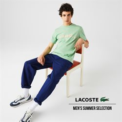 Lacoste offers in the Lacoste catalogue ( 6 days left)