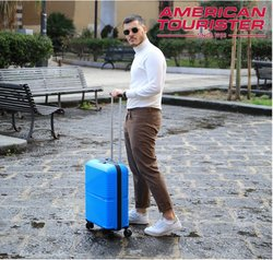 American Tourister catalogue ( 19 days left )
