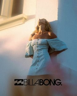 Billabong catalogue ( More than a month )