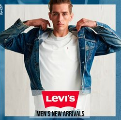 Isetan Tampines offers in the Levi's catalogue in Singapore