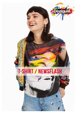 Offers from Desigual in the Singapore leaflet