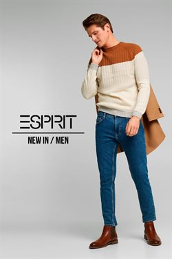 Clothes, shoes & accessories offers in the Esprit catalogue ( More than a month )