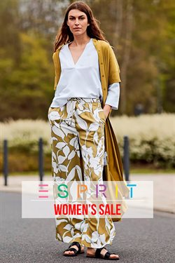 Clothes, shoes & accessories offers in the Esprit catalogue ( 22 days left)