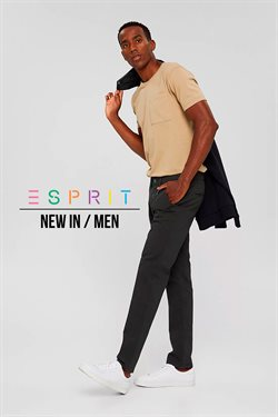Clothes, shoes & accessories offers in the Esprit catalogue ( 4 days left)