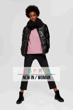 Clothes, shoes & accessories offers in the Esprit catalogue ( Published today)