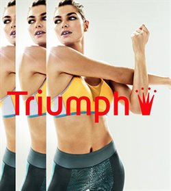 Offers from Triumph in the Singapore leaflet
