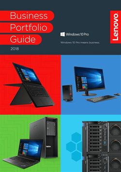 Electronics & Appliances offers in the Lenovo catalogue in Singapore
