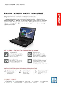 Lenovo catalogue ( Expired )