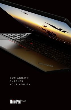 Lenovo catalogue ( More than a month )