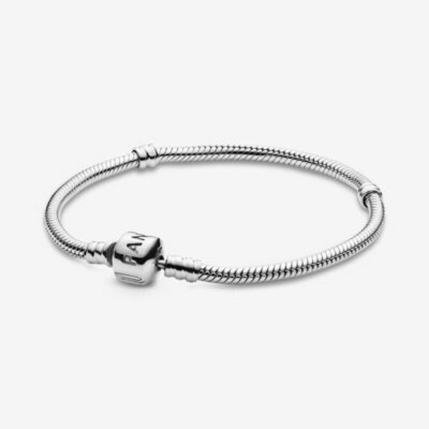 Pandora Moments Snake Chain Bracelet offers at S$ 129