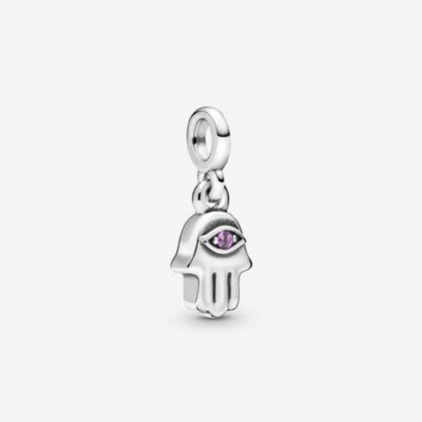 Pandora ME Hamsa Hand Mini Dangle offers at S$ 29