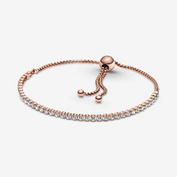 Sparkling Slider Tennis Bracelet offers at S$ 249