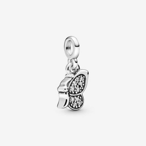 Pandora ME Fly Butterfly Mini Dangle offers at S$ 39
