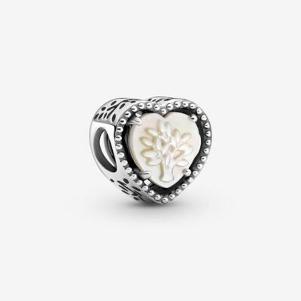 Openwork Heart & Family Tree Charm offers at S$ 89