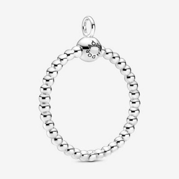 Pandora Moments Medium Beaded O Pendant offers at S$ 49