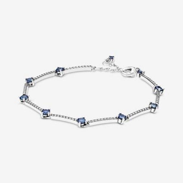 Sparkling Pavé Bars Bracelet offers at S$ 159