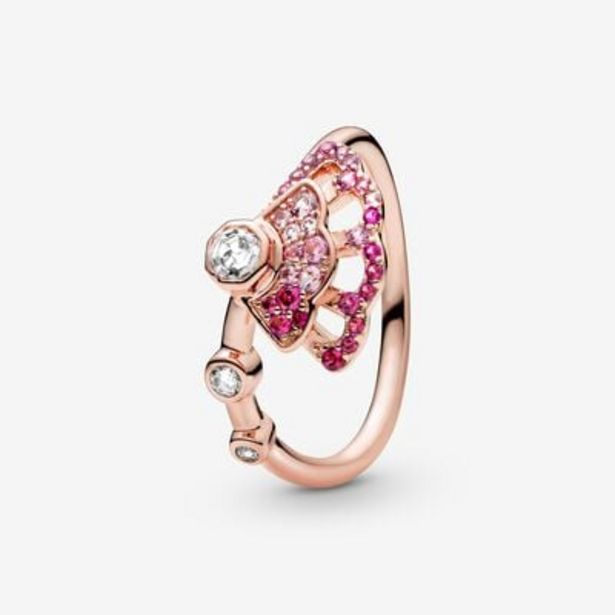 Pink Fan Ring offers at S$ 249