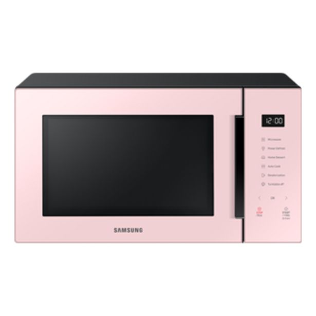 Solo Microwave Oven with Home Dessert, 30L (Pink) offers at S$ 249